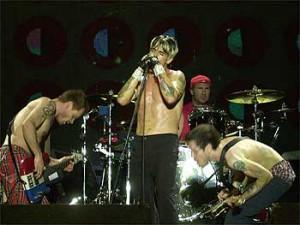 Red Hot Chili Peppers potvrdili koncert v Brazílií